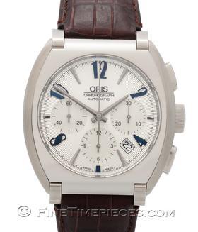 ORIS | Frank Sinatra Chronograph | Ref. 0167675744061-0752098FC