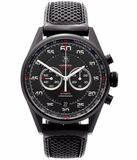 TAG HEUER | Carrera Calibre 36 Flyback Chronograph | Ref. CAR2B80.FC6325