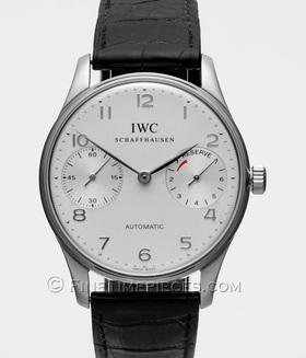 IWC | Portugieser 2000 Edelstahl | Ref. 5000-001