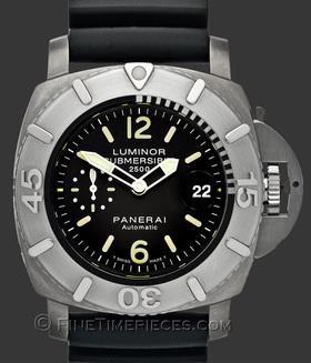 OFFICINE PANERAI | Luminor Submersible 2500 Titan | Ref. PAM 194