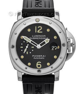 OFFICINE PANERAI | Luminor Submersible *A-Serie* | Ref. PAM 24