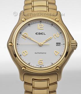 EBEL   1911 Senior Automatic 18 Kt. Gelbgold   Ref. E 8080241