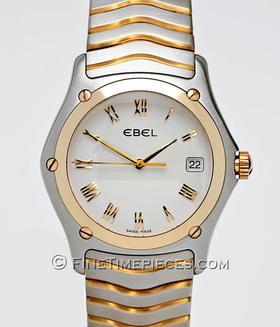 EBEL | Sport Classic Wave St/GG | Ref. 1187 F 41