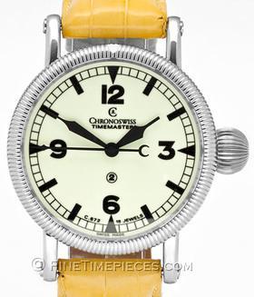 CHRONOSWISS | Timemaster Handaufzug | Ref. CH6233lu