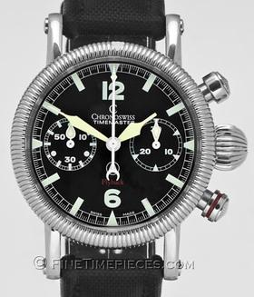 CHRONOSWISS | Timemaster Chronograph Fly-Back | Ref. CH7633SW