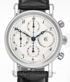 CHRONOSWISS | Chronometer Chronograph | Ref. CH 7523 C