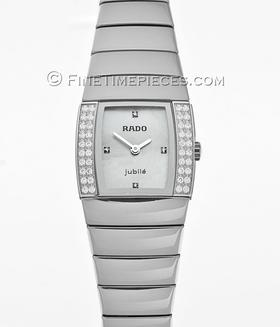 RADO | Sintra Jubilé Diamond grey  | Ref. 01.153.0618.3.071