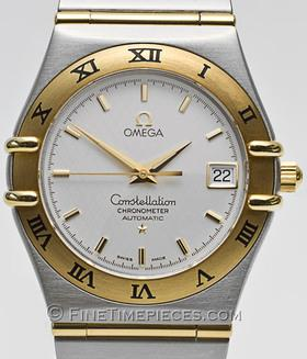 OMEGA | Constellation Two-Tone Automatic Chronometer | Ref. 1202 . 30 . 00