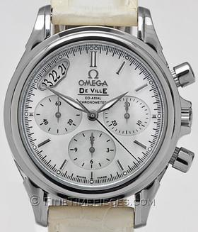 OMEGA | De Ville Co-Axial Chronograph | Ref. 4878 . 70 . 36