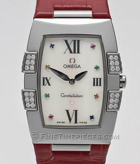OMEGA | Constellation Quadrella | Ref. 1886 . 79 . 40