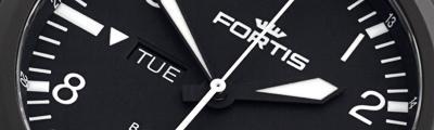 FORTIS | B-42 Pilot Big Date Automatic Limited | Ref. 655.18.91 L01