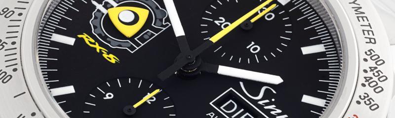 SINN | Autofahrerchronograph RX-8 Limitiert | Ref. 303.024.RX8