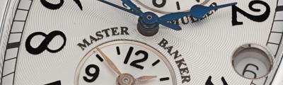 FRANCK MULLER | Master Banker 3 timezones | ref. 5850MB