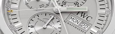 IWC | GST Chronograph Rattrapante Stahl | Ref. IW371506