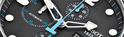 TISSOT | Seastar 1000 Professional Automatic Chronograph Valjoux Limited | Ref. T066.414.17.057.00