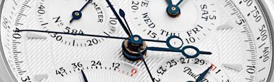 PAUL PICOT | Atelier Technicum Chronograph Rattrapante | Ref. 8888 4101/B