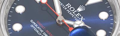 ROLEX | Yacht-Master Stahl/Platin Blaues Zifferblatt LC 100 | Ref. 116622