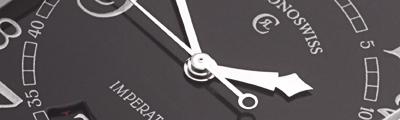 CHRONOSWISS | Imperator Stainless Steel | Ref. CH2873