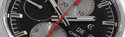 CHRONOSWISS | Pacific Chronograph Automatic Limited | ref. CH 7583B-BK
