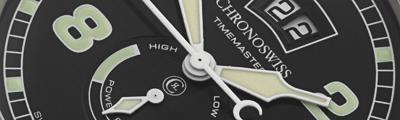 CHRONOSWISS | Timemaster Big Date Automatik | Ref. CH3533
