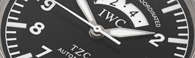 IWC | Fliegeruhr UTC Klassik Service 2015 | Ref. 3251-01