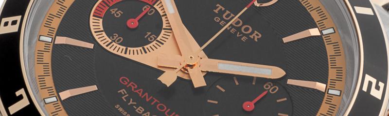 TUDOR   Grantour Fly-Back Chronograph   Ref. 20551N