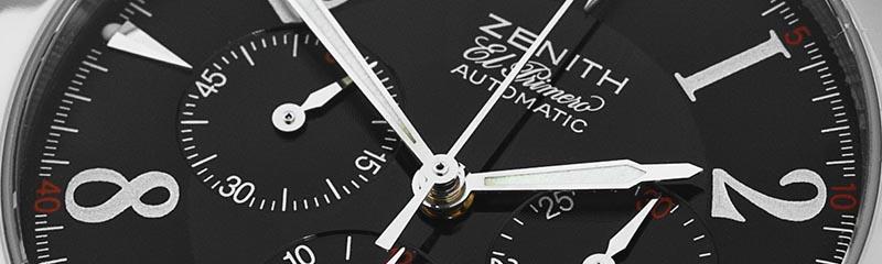 ZENITH | Port Royal V Chronograph | Ref. 01/02.450.400