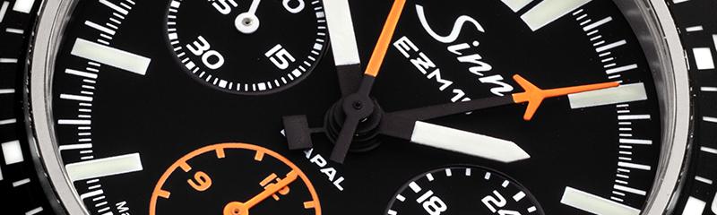 SINN   Fliegerchronograph EZM 10 TESTAF   Ref. 950.0112 (EZM 10)