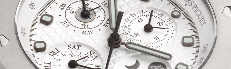 AUDEMARS PIGUET | Royal Oak OffShore Chrono Perpetual Calendar Titan | Ref. 25854TI.OO.1150TI.01.A
