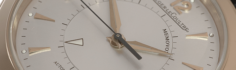 JAEGER-LeCOULTRE   Master Memovox Rotgold   Ref. 141.25.30