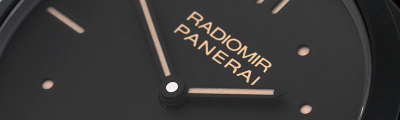 OFFICINE PANERAI | Radiomir 1940 3 Days Ceramica 48 mm | Ref. PAM 577