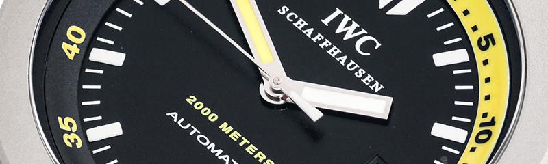 IWC | Aquatimer 2000 Automatic Titan | Ref. 3538-03