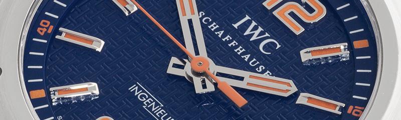 IWC | Ingenieur Automatic Mission Earth *Plastiki* | ref. IW323603