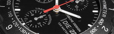 PORSCHE DESIGN | Titan Chronograph PVD | ref. PD.6500.12