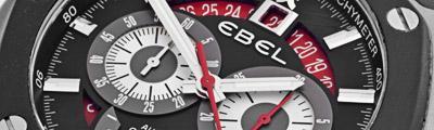 EBEL   1911 Tekton Titanium Chronograph   Ref. 1215921