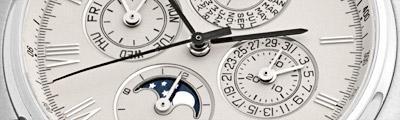 EBEL   1911 Chronograph Automatic Perpetual Calendar Platin   Ref. 4136901