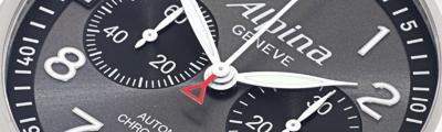 ALPINA | Startimer Pilot Automatic Chronograph Limited | Ref. AL-860X4SP26