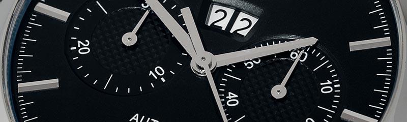 EBEL | 1911 Classic Hexagon Big Date Chronograph 48 mm | Ref. E9305F71