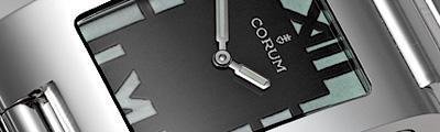 CORUM | Tabogan Quarz | ref. 64.151.20 V390