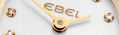 EBEL | Classic Wave Lady Petite stainless steel/yellow gold | ref. 1656F04/9725