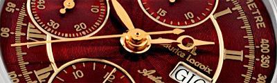 MAURICE LACROIX | Automatic Chronograph | ref. 67.413-1662