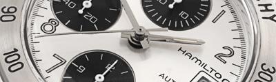 HAMILTON   Chronograph Automatic   Ref. 4410A
