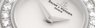 BAUME & MERCIER | Linea Bombee Medium Diamantl�nette | Ref. MOA08136