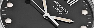 MOVADO | Vizio Maxi Quarz | Ref. 83-C2-0878