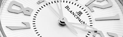 BLANCPAIN | Ultraplate Damenuhr | Ref. 3300-4527-64B