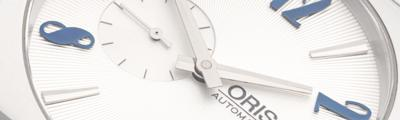 ORIS | Frank Sinatra Small Second Date | ref. 01 643 7571 4061-07 8 19 72