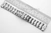 OFFICINE PANERAI | Stahlband mattiert alte Ausführung | 24 mm Anstoss - Abbildung 3