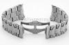 OFFICINE PANERAI | Stahlband mattiert alte Ausführung | 24 mm Anstoss - Abbildung 4