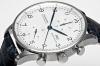 IWC | Portugieser Chronograph Automatic Edelstahl | Ref. 3714 - 17 - Abbildung 2