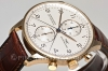 IWC | Portugieser Chronograph Rattrapante Rotgold | Ref. 3712 - Abbildung 2